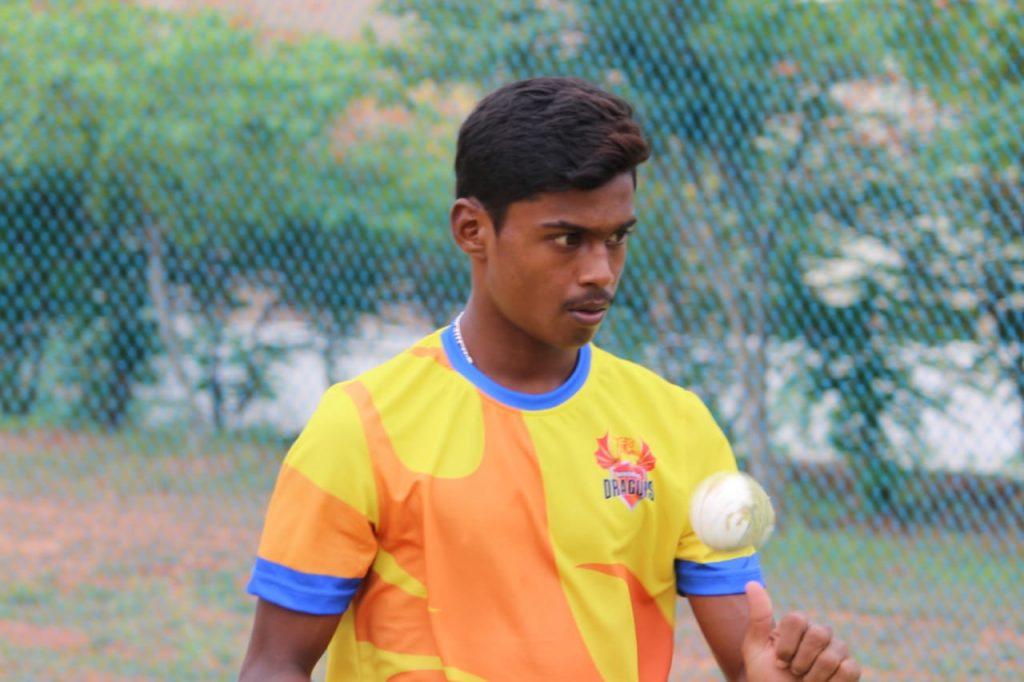 From tennis ball cricket to TNPL, Silambarasan has come a long way.