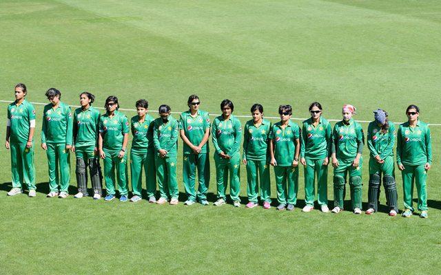 Pakistan team