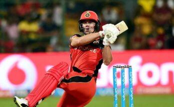COMEBACK BASED ON ipl SAYS AB de Villiers