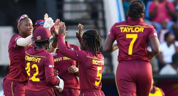 West Indies v England