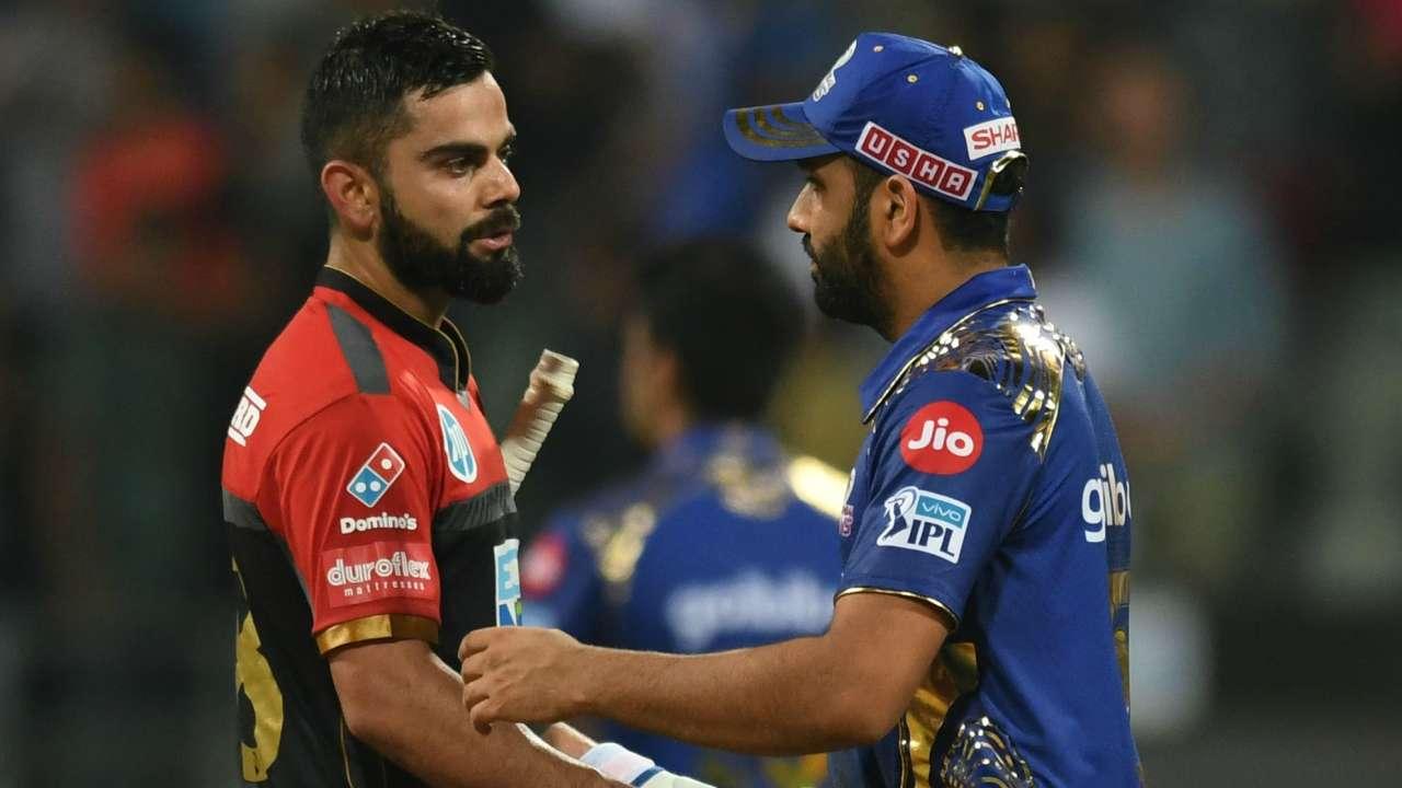 Unfortunate RCB have not won the IPL: Rohit Sharma
