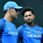 I personally feel MS Dhoni should play for India: Kuldeep Yadav