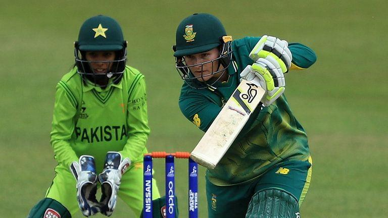 SA-W vs PK-W- 3rd ODI- Pakistan tour of South Africa, 26th ...